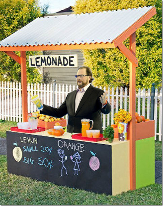 Marc s salesforce lemonade stand 2016 that crm blog for How to build a lemonade stand on wheels