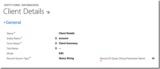 Adxstudio Portal Primer Part Three: Entity Forms And Lists – That ...